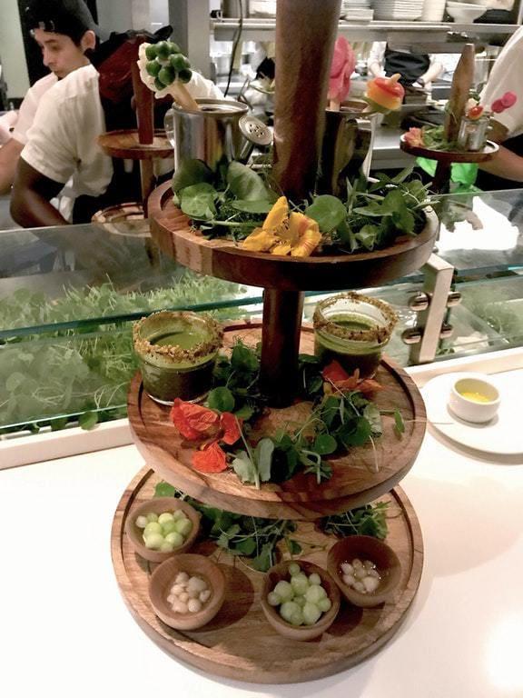 17. «Эти джунгли — на самом деле мой салат»