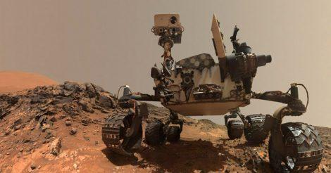 видео Марса
