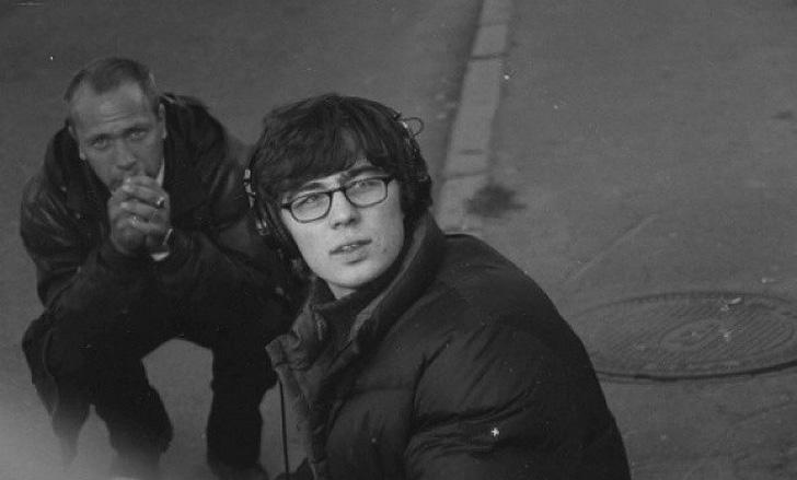 6. Сергей Бодров на съемках фильма «Сестры», 2000 год.
