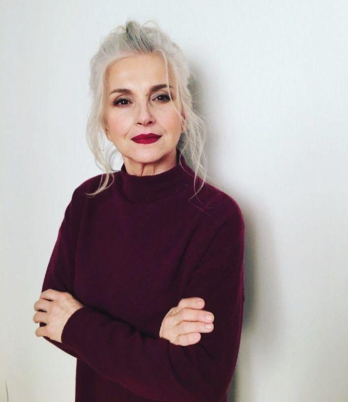 #1 Татьяна Неклюдова, 61 Год