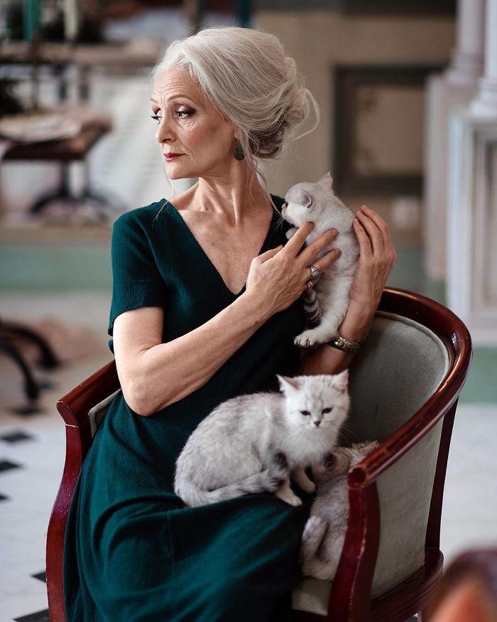 #10 Валентина Ясень, 62 года