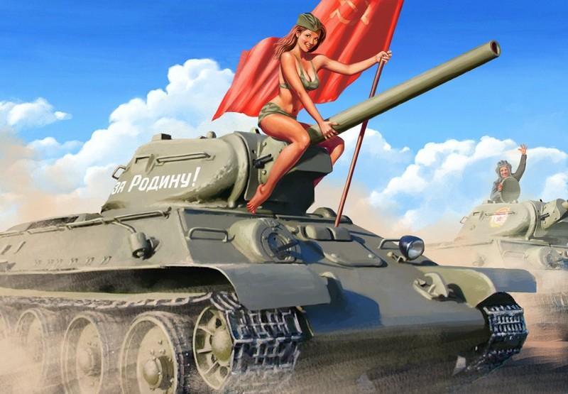 «Т-34-76. За Родину!»