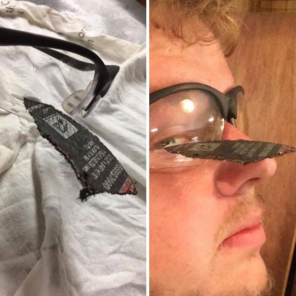 3. Не стоит недооценивать защитные очки