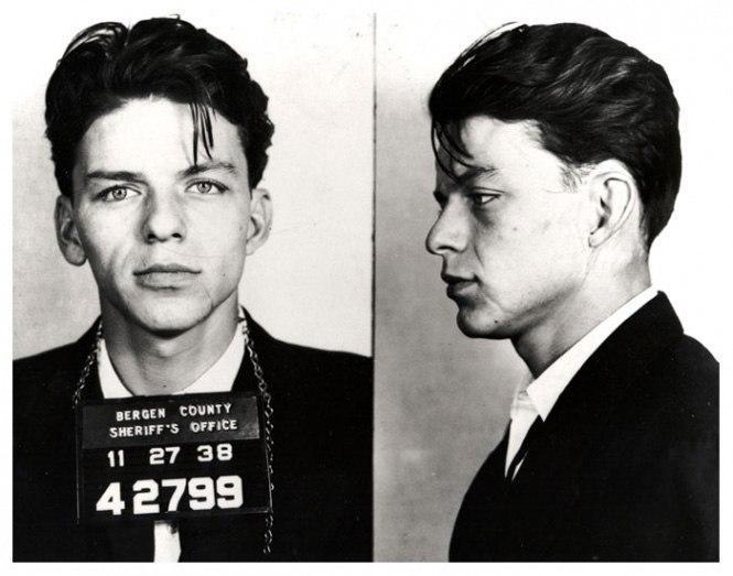 Фрэнк Синатра (Frank Sinatra) – 1938 (интимная связь с замужней женщиной)