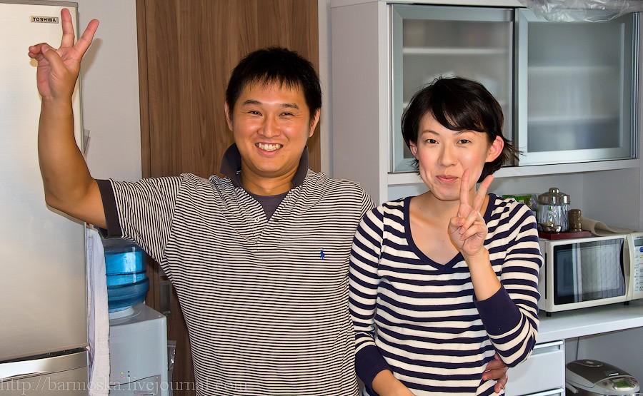 45. На этом скажем Кимуре-сану и Эри-чан спасибо и до новых встреч!