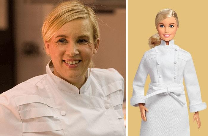 Элен Даррозе, шеф-повар