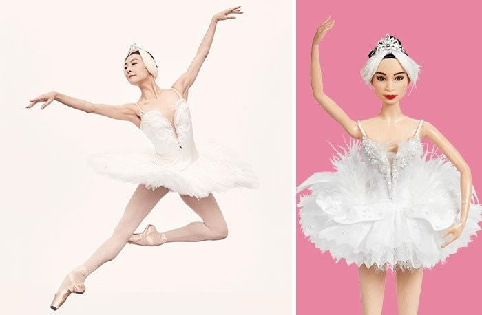 Юань Юань Тан, прима-балерина
