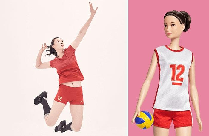 Хуэй Руоки, волейболистка