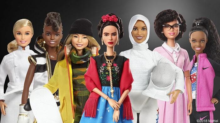 Да, эти куклы действительно способны дать правильный пример и вдохновить подрастающее поколение