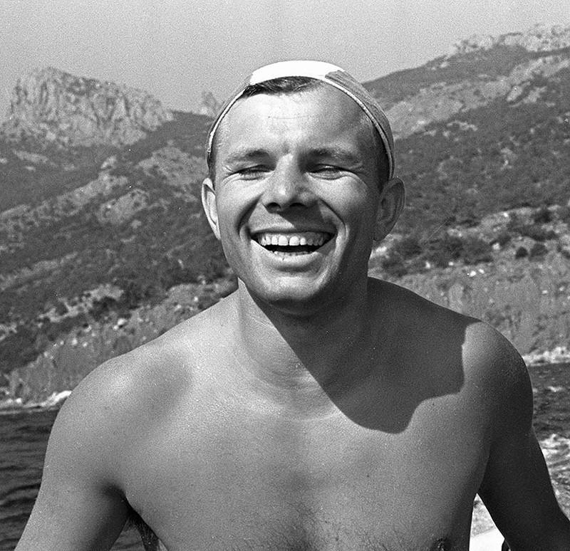 3. Послеполетный отдых. Крым, лето 1961 года.