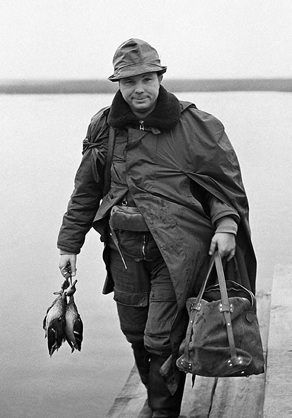 15. Удачная охота на уток. Осень 1966 года.
