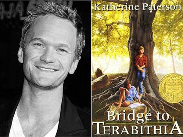 Нил Патрик Харрис (Neil Patrick Harris) — Кэтрин Патерсон «Мост в Терабитию».