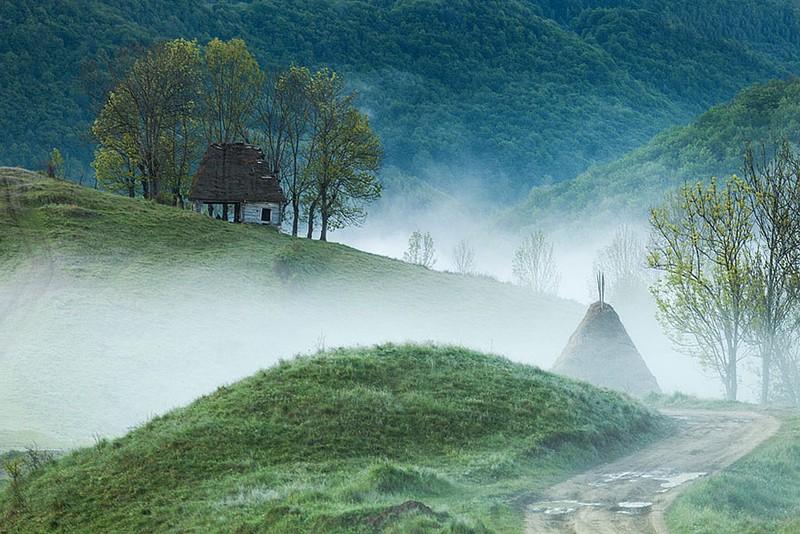 Горы Апусени. Румыния.