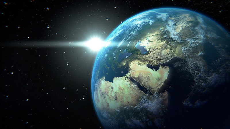12. Теоретически, если ты просверлишь сквозь планету Земля отверстие и прыгнешь в него, то окажешься на другом его конце через 42 минуты. Но не факт, что живым.