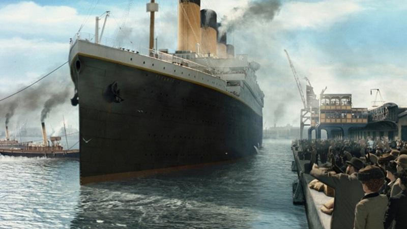 15. За 14 лет до крушения «Титаника» была опубликована новелла о таком же по габаритам корабле, с тем же названием, который ушел под воду при подобных обстоятельствах.