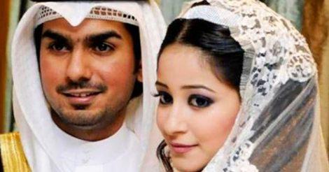 жены арабских шейхов