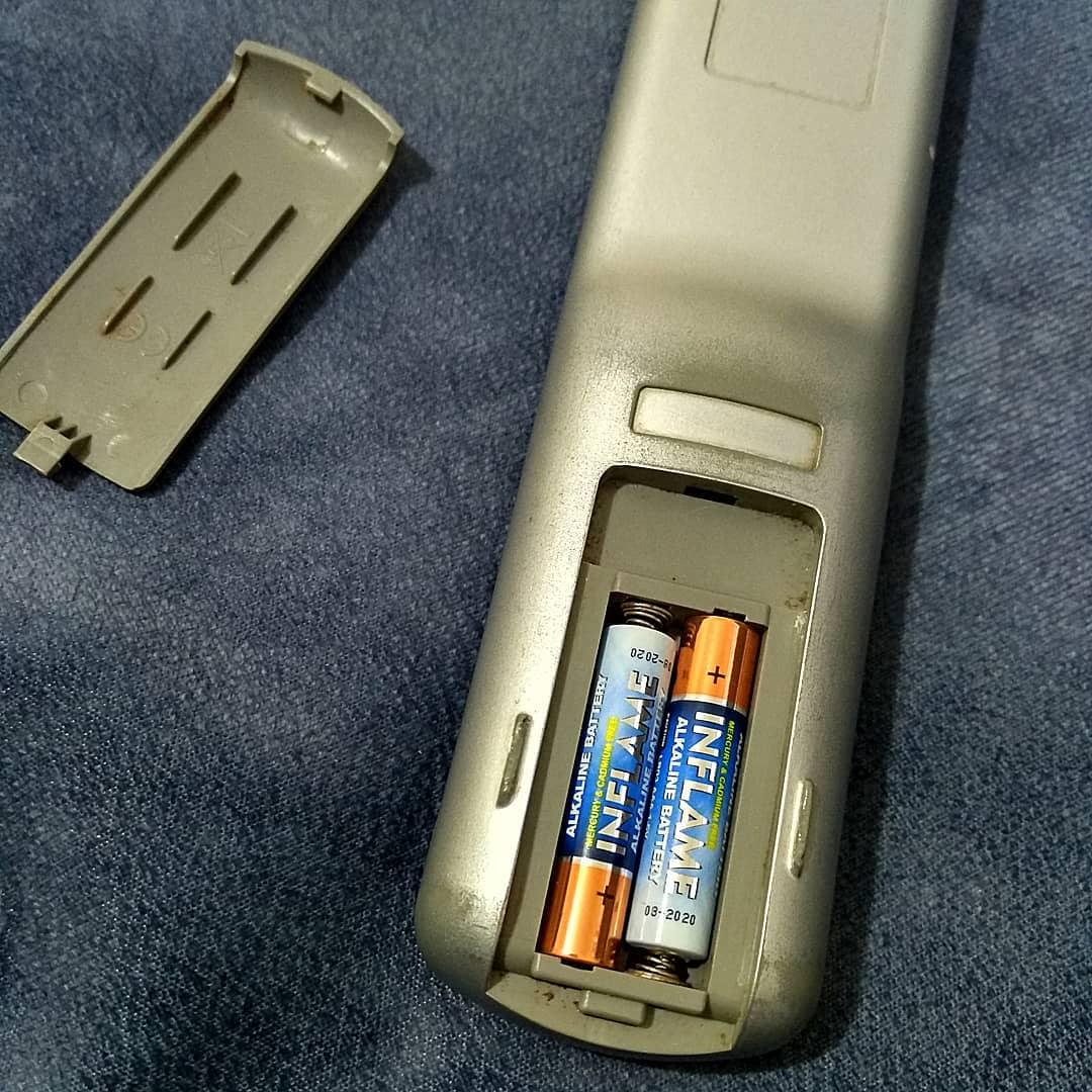 10. «Купила батарейки для пульта»