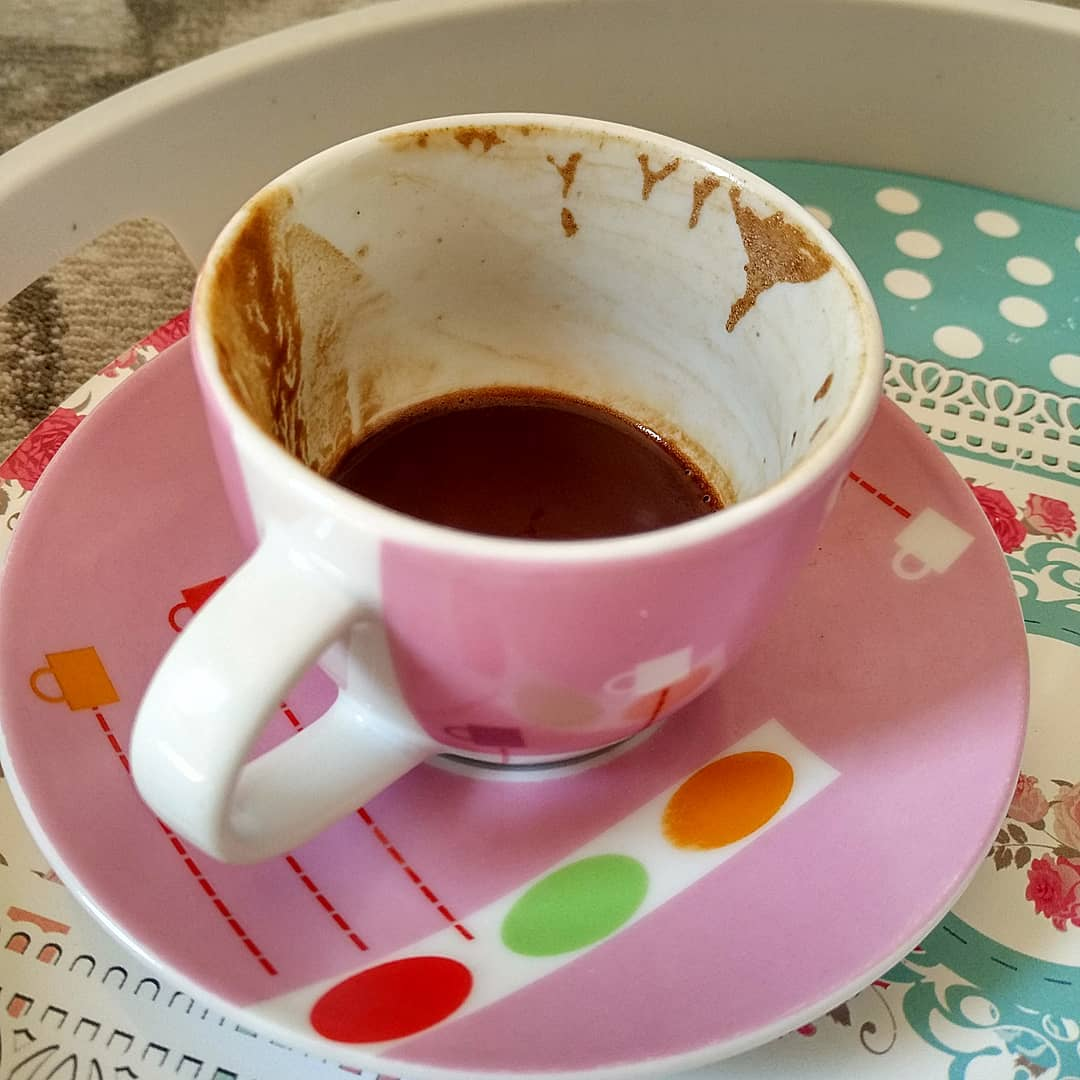 17. «Турецкий кофе»