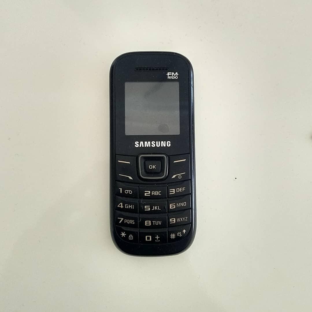 22. «Мой старый телефон»