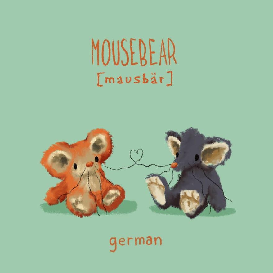 9. Мышемедведь — немецкий