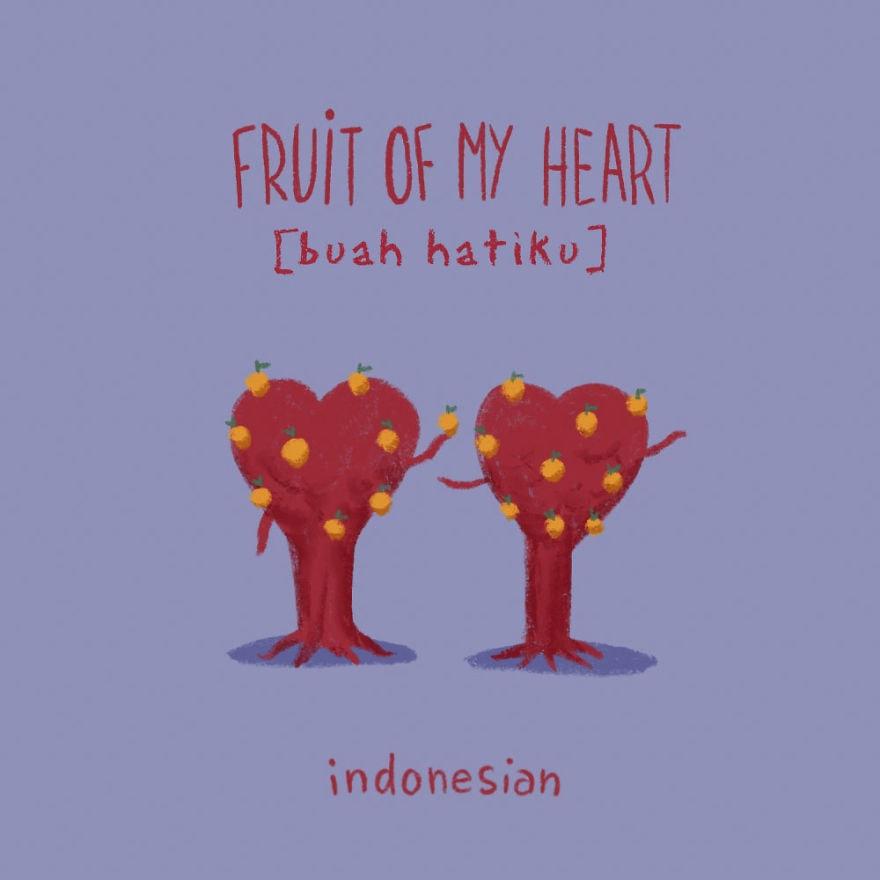 11. Фрукт моего сердца — индонезийский