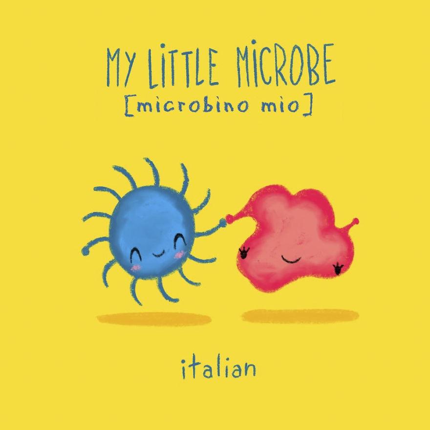 15. Мой маленький микроб — итальянский