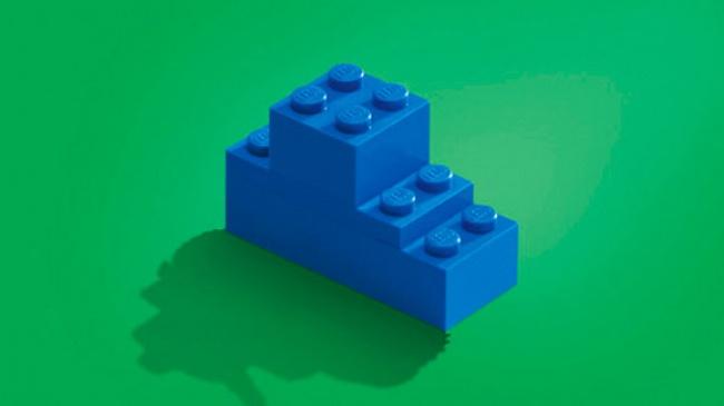 LEGO развивает твою фантазию и воображение. А что ты видишь на этом рисунке?