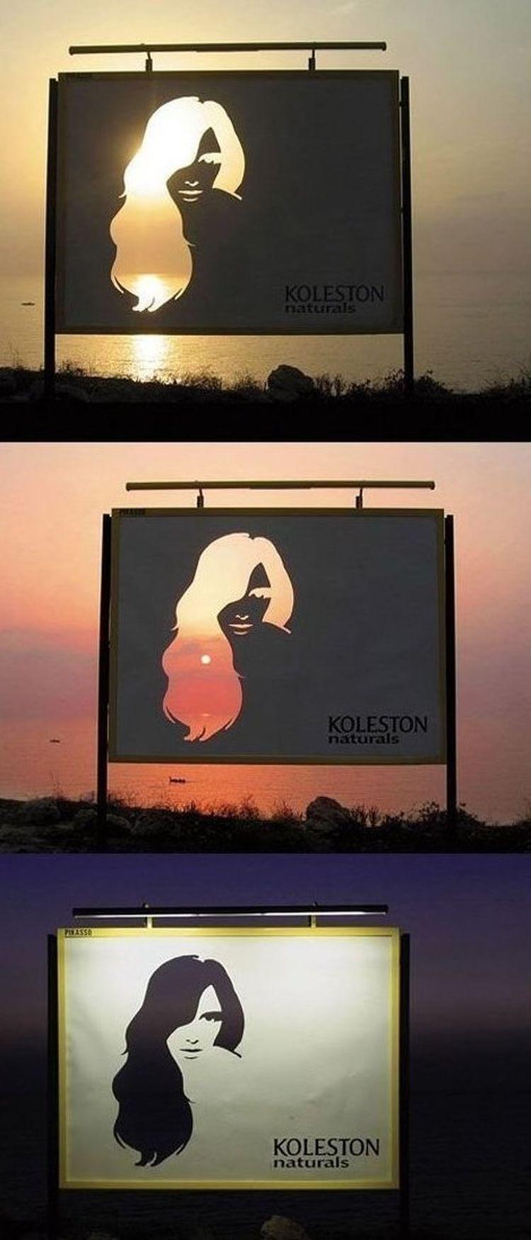 14. Реклама косметики для волос
