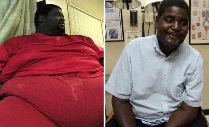 11. Генри Футс весил 340 кг, а сейчас 113 кг