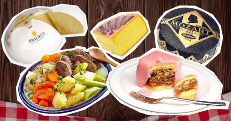 австрийской кухни