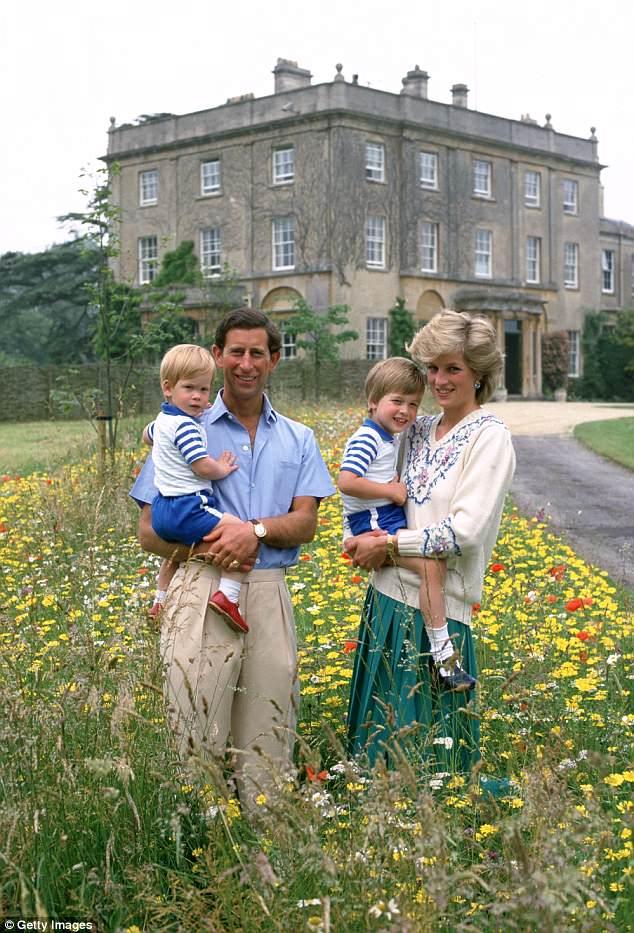 Это же обувь её дядьки, рыжего принца Гарри из 1986-го!