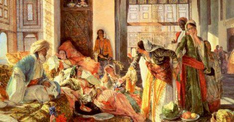 султанские гаремы