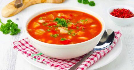 овощных супов