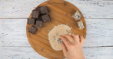 конфеты из чернослива