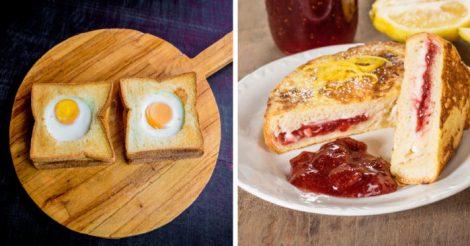 завтраков для школьника