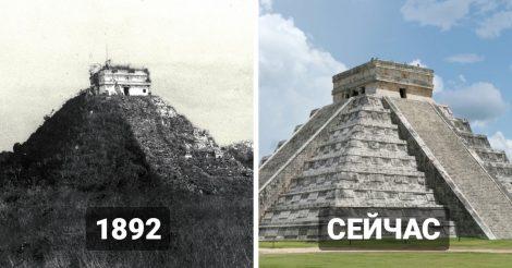 Строения из глубины веков