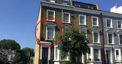Эта квартира в Лондоне
