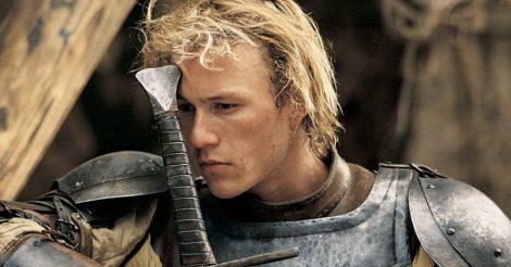 Эпоха рыцарей в кино