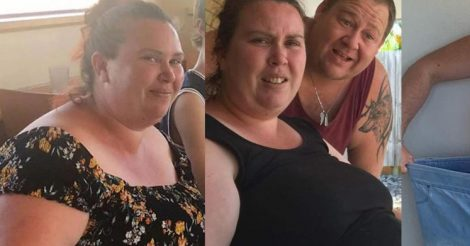 решила сбросить вес