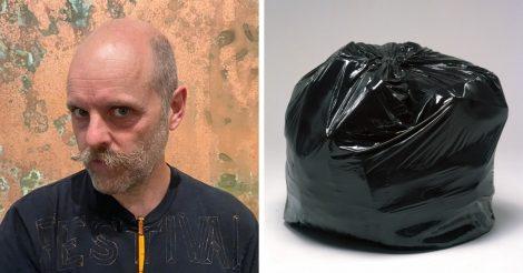 мусорный мешок за £51000