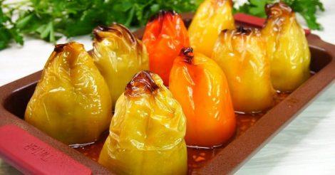 Фаршированный перец по-турецки