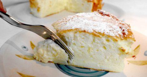 Пирог на йогурте