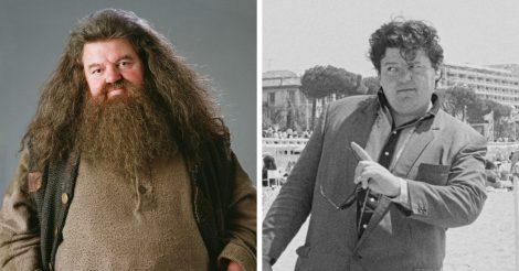актеры из фильма о «Гарри Поттере»