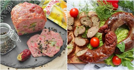 Готовим домашнюю колбасу
