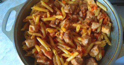 Рецепт татарских макарон
