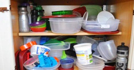 лишние вещи на кухне