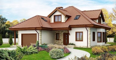 дом по собственному проекту