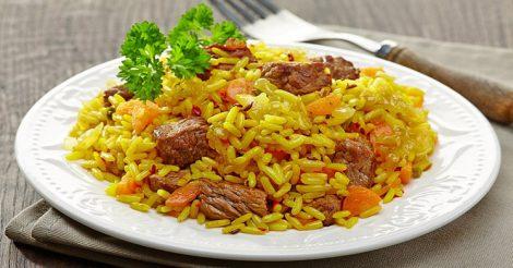 новый вкус риса