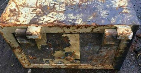 Железный ящик 30 лет