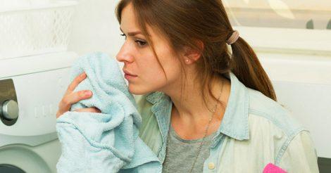 Как убрать затхлый запах